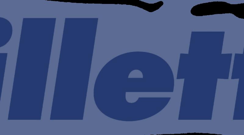LogoGilletteBLU