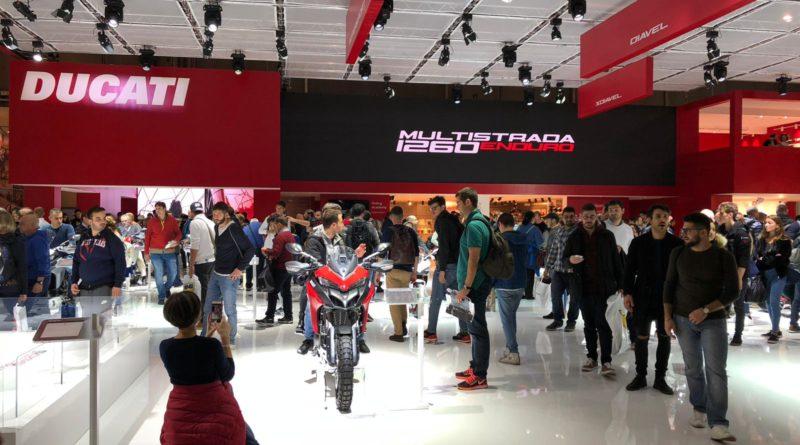 Ducati, Brembo e Mivv gli stand più belli di EICMA 2018