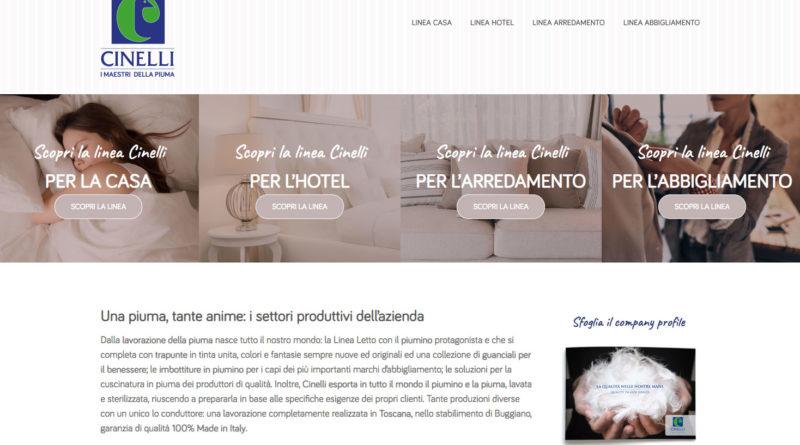 homepage nuovo sito