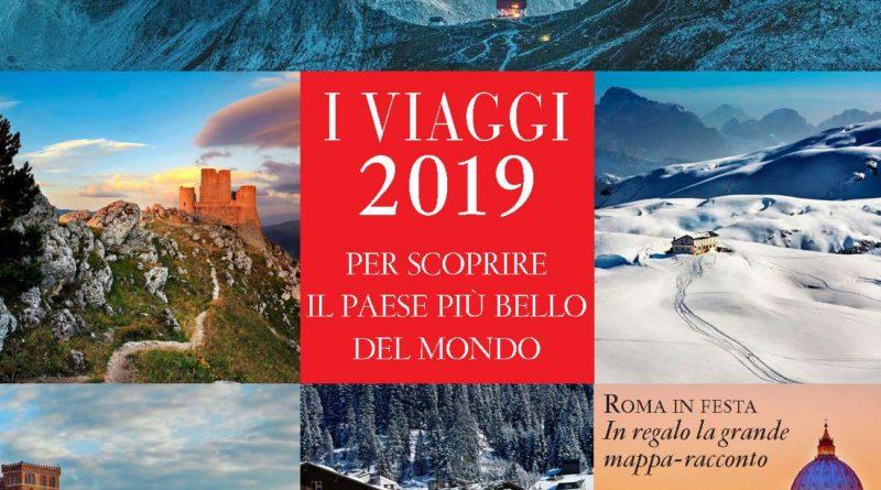 Dove presenta lo speciale Italia 2019