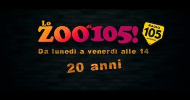 Radio 105  celebra i 20 anni dello Lo Zoo di 105  con una campagna ADV