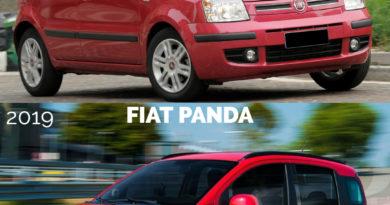 #10YearsChallenge: in dieci anni è cambiata anche l'auto degli italiani