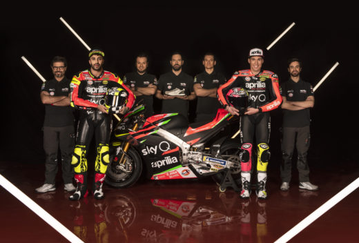 DIADORA UTILITY X APRILIA_TEAM MOTO GP2019