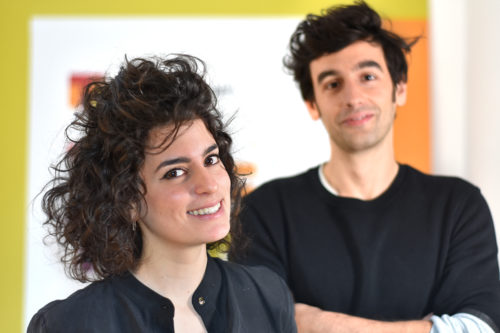 Barbara Marzano - Lorenzo Ponzecchi