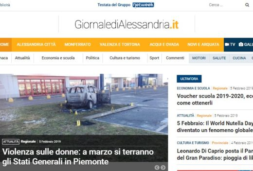 giornaledialessandria.it - home page