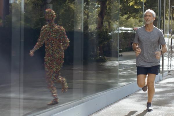 Multicentrum - runner