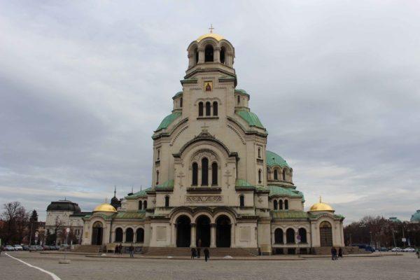 La cattedrale intitolata ad Aleksandr Nevskij