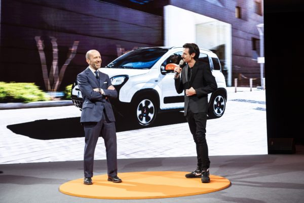 Luca Napolitano e Fabio Rovazzi