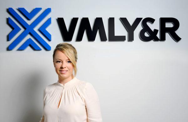 Karen Boswell - VMLY&R EMEA Chief Experience Officer