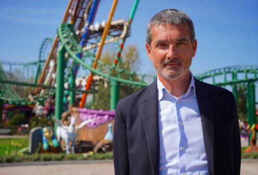 Luca Marigo, direttore sales e marketing di Gardaland