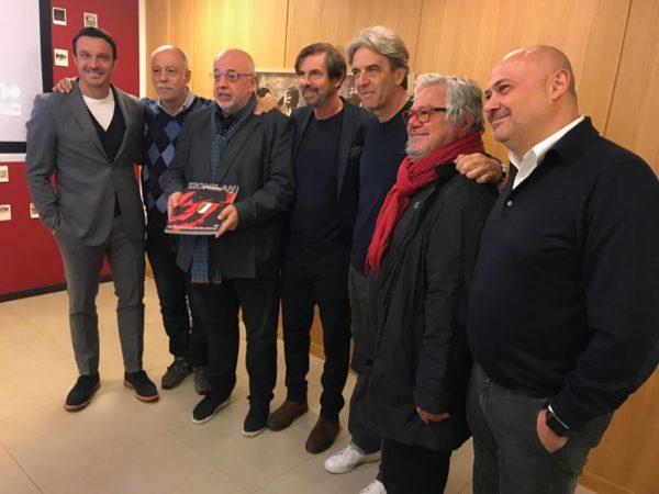 Oddo, Virdis, Serafini, Galli, Taveri, Conti, La Scala