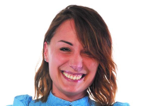 Roberta Montagnoli_LouderItalia_CreativeStrategist