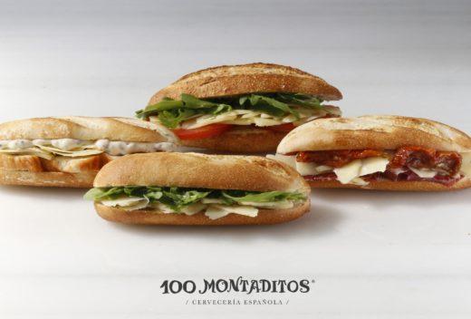 Foto Montaditos con Grana Padano e Logo