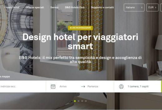 Sito B&B Hotels
