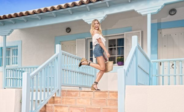 Valentina Ferragni_Brand Ambassador Gillette Venus