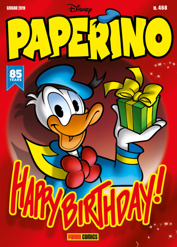 +cover Paperino468 metal