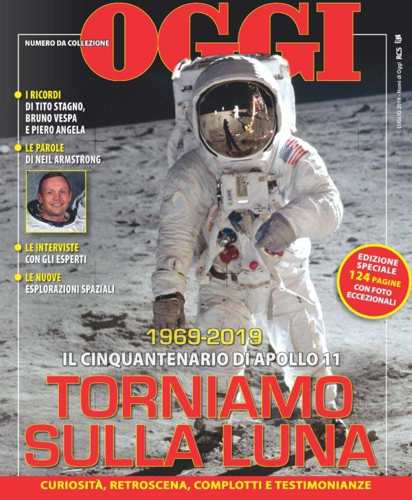 Cover Torniamo sulla Luna_I nomi di Oggi