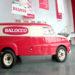 Lo storico furgone Balocco al Salone dell'Auto d'Epoca