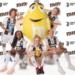 M&M's sponsor di maglia delle Juventus Women