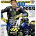 Dueruote celebra i 40 anni di Valentino Rossi