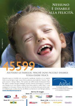 Campagna Fondazione ARIEL - Spot and Web