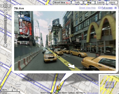 Dagli aeroporti ai centri commerciali nasce google maps for Google planimetria