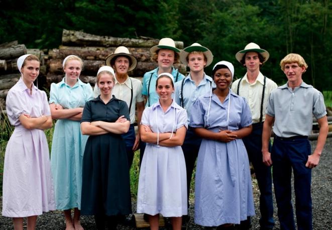 Amish bible study