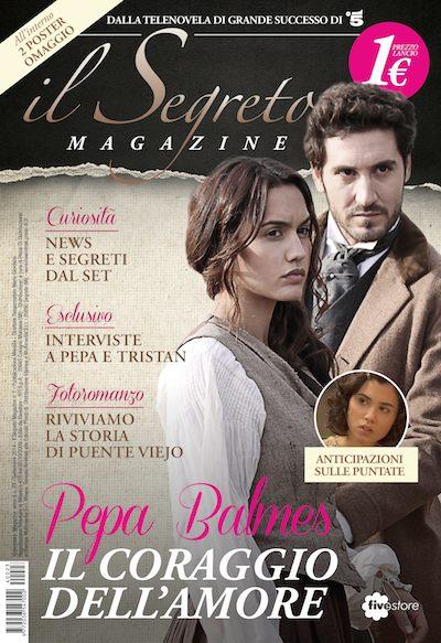 cover IL SEGRETO MAGAZINE