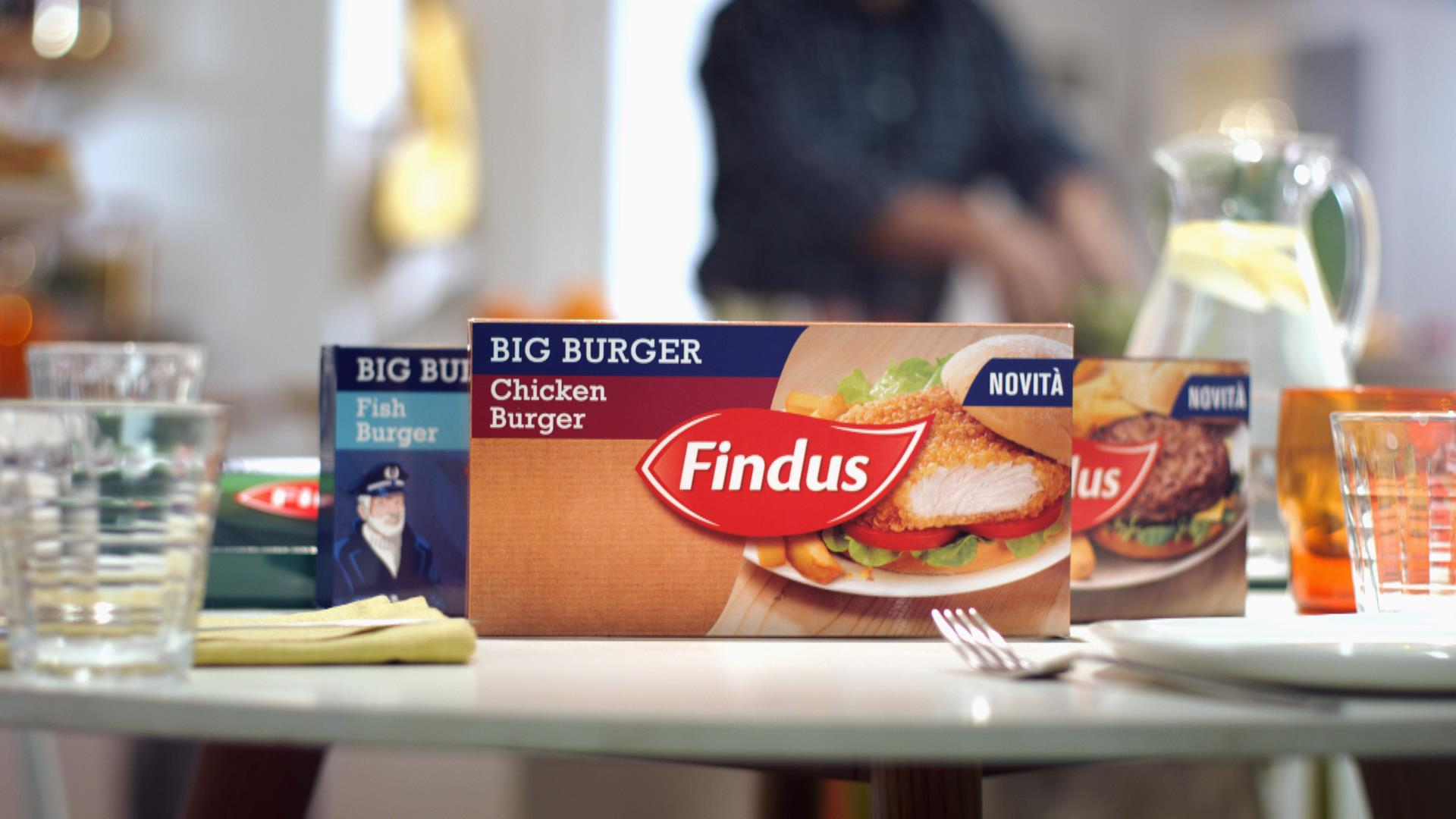 Findus_Spot Big Burger_1