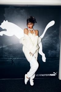 Rihanna Partners With PUMA_16th December 2014