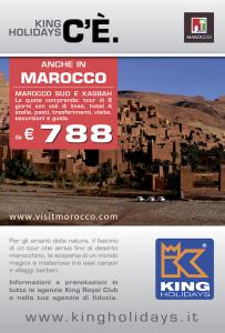 King Holidays - Marocco