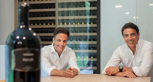 Diego e Alberto Cusumano