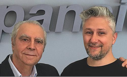 Maurizio Badiani e  Stefano Fantini